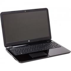 Ноутбук HP 15-G010 S-F9H95UAR Black