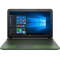 Ноутбук HP Pavilion Gaming 15-ak194ur  Black/Green