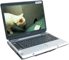 Ноутбук Toshiba Satellite A100-906