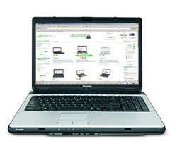 Ноутбук Toshiba Satellite L300-11M