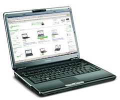 Ноутбук Toshiba Satellite U400-112